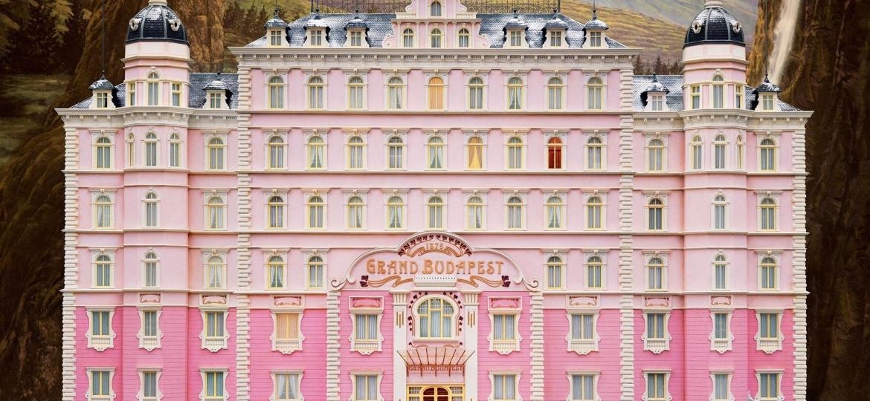 The Grand BudapestHotel